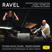 Ravel : Concerto pour la main gauche, Boléro, Ma mère l'Oye, Le Tombeau de Couperin Songs
