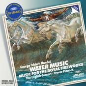 Handel: Water Music & Fireworks Music Songs