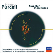Purcell: Sweeter Than Roses Songs