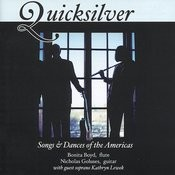 Quicksilver: Songs & Dances Of The Americas Songs