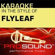 All Around Me (Karaoke Instrumental Track)[In The Style Of Flyleaf] Song