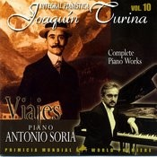 Joaquin Turina Complete Piano Works Vol 10 Viajes Songs