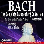 Bach: The Complete Brandenburg Collection, Concertos Nos. 1-6 Songs