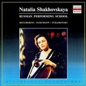 Russian Performing School. Natalia Shakhovskaya Songs