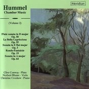 Hummel: Chamber Music Vol. 2 Songs