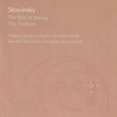 Stravinsky:The Rite of Spring/The Firebird Songs
