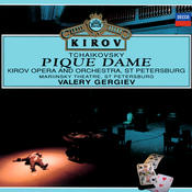 Tchaikovsky: Pique Dame (3 CDs) Songs