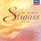 The Ultimate Strauss Album Songs