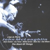 The Heart Of Things: Live In Paris Songs