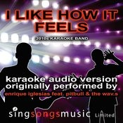 I Like How It Feels (Originally Performed By Enrique Iglesias Feat. Pitbull & The Wav.S) [Karaoke Audio Version] Songs