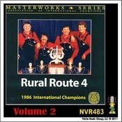 Rural Route 4 - Masterworks Series Volume 2 Songs