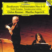 Beethoven: Violin Sonatas Nos.6-8 Songs