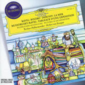 Ravel: Boléro / Debussy: La Mer / Mussorgsky: Pictures at an Exhibition Songs