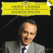 Chopin: Scherzi; Berceuse; Barcarolle Songs