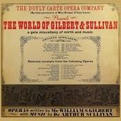 The World Of Gilbert And Sullivan Songs