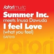 I Feel Love (What U Feel) [Konstantin Wallner Mix] Song