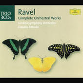 Ravel: Complete Orchestral Works (3 CD's) Songs