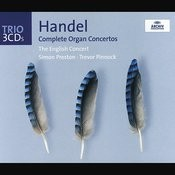 Handel: The Organ Concertos (3 Cd's) Songs
