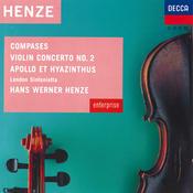 Henze: Compases; Violin Concerto No.2 etc Songs