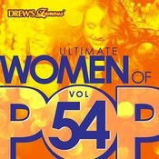 Ultimate Women Of Pop, Vol. 54 Songs