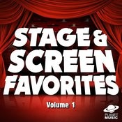 Stage And Screen Favorites, Vol. 1 Songs