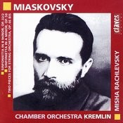Miaskovski: Music For Strings Songs
