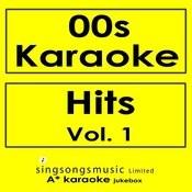 00s Karaoke Hits, Vol.1 Songs