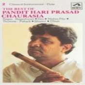 The Best Of Pandit Hari Prasad Chaurasia Cassette 2 Songs