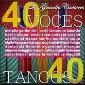Los Grandes Cantores: 40 Voces, 40 Tangos Songs