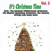 It's Christmas Time, Vol. 3 Songs