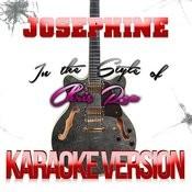 Josephine (In The Style Of Chris Rea) [Karaoke Version] - Single Songs