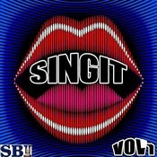 Sing It, Vol. 1 (Karaoke Version) Songs