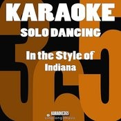 Solo Dancing (In The Style Of Indiana) [Karaoke Version] - Single Songs