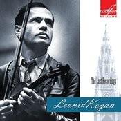 Leonid Kogan. The Last Recordings Songs