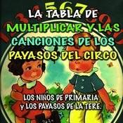 Las Tablas De Multiplicar Y Las Canciones De Los Payasos Del Circo Songs