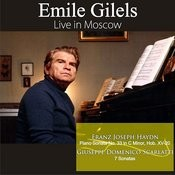 Live In Moscow Songs