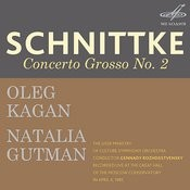 Schnittke: Concerto Grosso No. 2 (Live) Songs