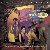 MUSIC FROM MO' BETTER BLUES Songs