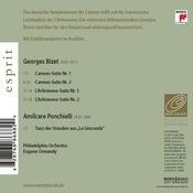 Bizet: L'Arlesienne Suite/Carmen Suite Songs