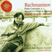 Rachmaninov, Sergei: Piano Concerti 1-4 And Rhapsody On A Theme By Paganini Songs