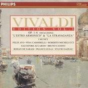 Vivaldi Edition Vol.1 - Op.1-6 Songs