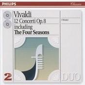 Vivaldi: 12 Concerti Op.8 Songs