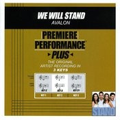 We Will Stand (Performance Tracks) - EP Songs