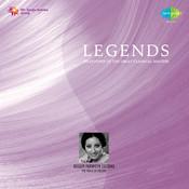 Legends - Begum Parween Sultana Cd 3 Songs