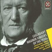Legendary Wagner Singers of the 1930s - Telefunken Legacy Songs