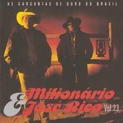 As Gargantas de Ouro do Brasil (Volume 23) Songs