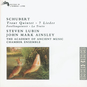 Schubert: 'Trout' Quintet/7 Lieder Songs