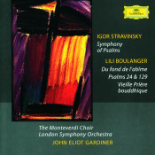 Stravinsky Symphony Of Psalms Boulanger L Psalms Songs
