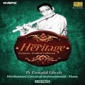 The Great Heritage Pandit Pannalal Ghosh Cd 1 Songs