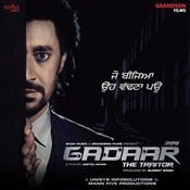 Gadaar - The Traitor Songs